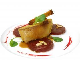 Escalope de foie gras de canard