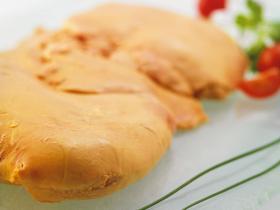 Foie gras de canard dénervé