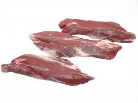 Onglet - Le bien-être, la paix et la liberté pour les veaux sont reflétés dans la qualité et la saveur de la viande de veau Peter's Farm.