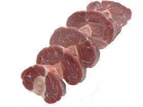 Osso buco - Dierenwelzijn, rust en vrijheid voor de kalveren komen tot uiting in de kwaliteit en de smaak van het Peter's Farm kalfsvlees.