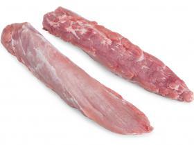 Filet pur (Solomillo) - Depuis de nombreuses années un produit phare chez nous, vous pouvez reconnaitre le porc 100% Duroc Batallé par ces longs cheveux et sabots noirs.