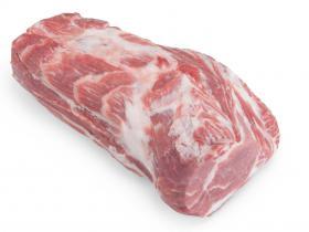 Spiering (Cabeza) - Depuis de nombreuses années un produit phare chez nous, vous pouvez reconnaitre le porc 100% Duroc Batallé par ces longs cheveux et sabots noirs.