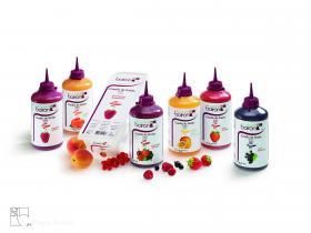 Coulis - Les vergers Boiron, le meilleur des fruits et légumes surgelés en purées, coulis, préparations concentrées, semi-confits de fruits et fruits en morceaux.